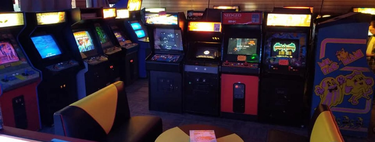 Channel 3 Retro Gaming Center